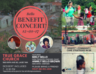 Bello Benefit Concert 12/01/17