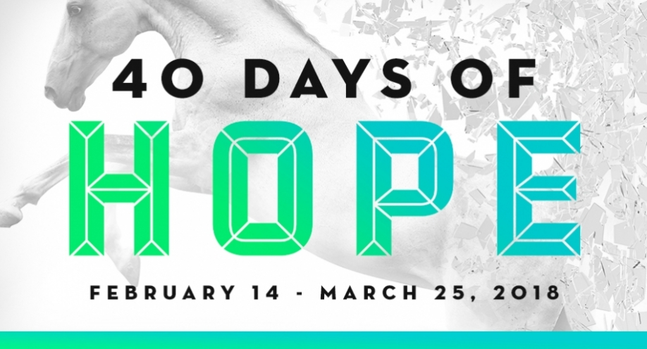 40 Days of HOPE