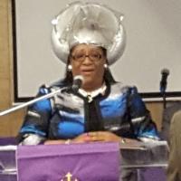 Rev. Dinah Bimbo Travers