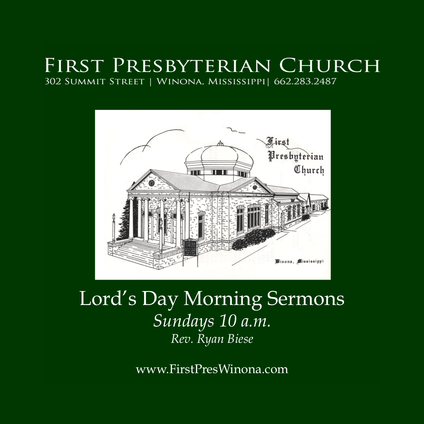 First Presbyterian Church -