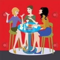 First Monday of the Month Ladies Luncheon