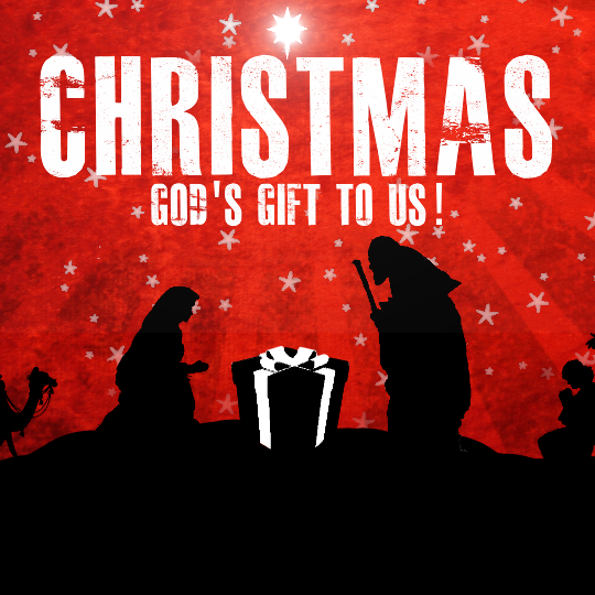Christmas: God's Gift to Us