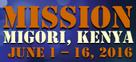 Latest Overseas Missions Trip