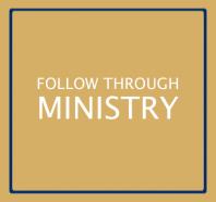 Follow Through Ministry