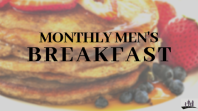 Monthly Men's Breakfast