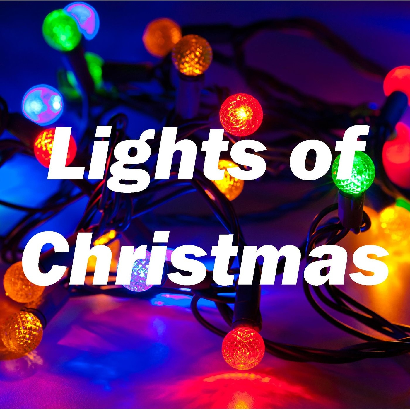 God's House Church - God for the People - The Lights of Christmas