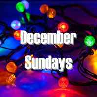 December Sundays 10am