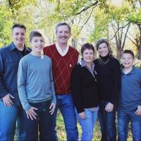 Matt & LauraLyn  Brooke & Family