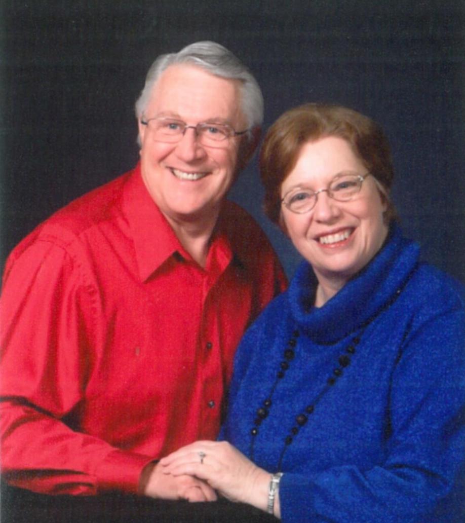 Bob and Judy Peterson