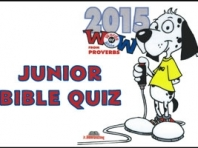 Junior Bible Quizzing
