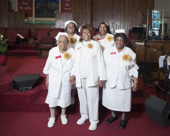 Calvary Baptist Church Nurses