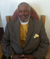 Bishop C. Anthony Bomar
