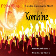 Kombine-Youth Ministry