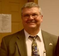 Pastor Stroud