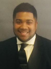 Minister Brandon Mitchell