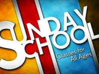 Sunday School Department