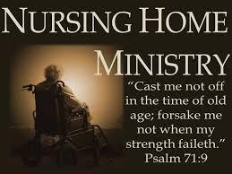 Nursing Home Ministry