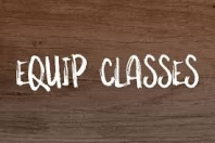Equip Classes