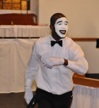 Liturgical Dance & Mime Ministry