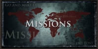 Missions--Local, Statewide, & Foreign