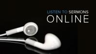 Sermon Archive - Listen Online