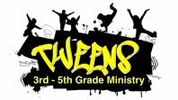 Tweens - 3rd-5th Grade Ministry