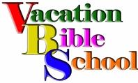 Vacation Bible School      August 5-8
