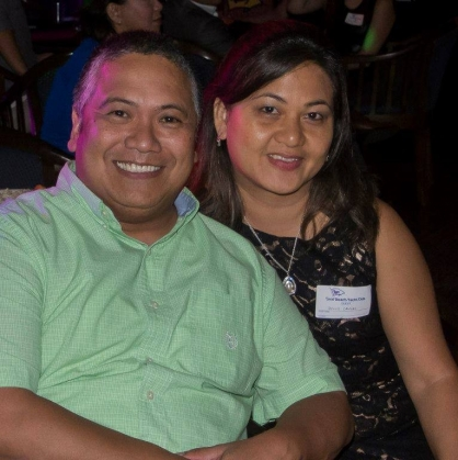 Pastor Jojo and Evelyn Canlas
