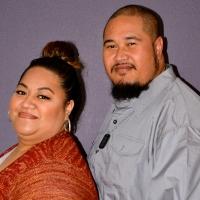 Iapesa & Cynthia Paaga