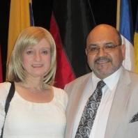 GERMANY - Daniel & Hermina Falquez